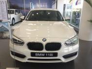BMW 118i 2016 nhập khẩu Màu Trắng_1