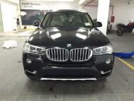 BMW X3 2016 nhập khẩu Màu Đen_1