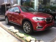 BMW X6 2016 nhập khẩu Màu Đỏ_3